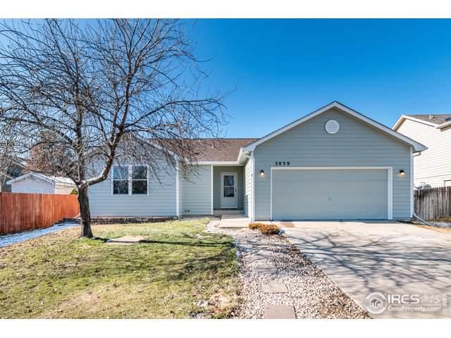 3839 Dove Ln, Evans, CO 80620 (MLS #898847) :: Windermere Real Estate