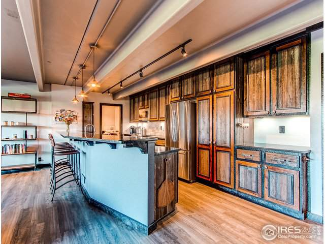 415 S Howes St #802, Fort Collins, CO 80521 (MLS #898848) :: Bliss Realty Group
