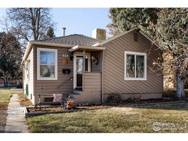 525 City Park Ave, Fort Collins, CO 80521 (MLS #898855) :: Keller Williams Realty