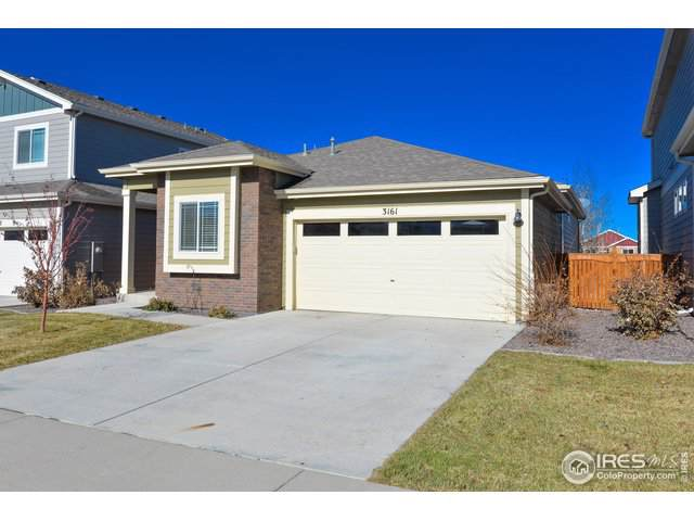 3161 Carney St, Loveland, CO 80538 (MLS #898858) :: Tracy's Team