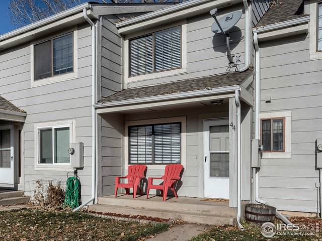 2929 Ross Dr #44, Fort Collins, CO 80526 (MLS #898866) :: Bliss Realty Group