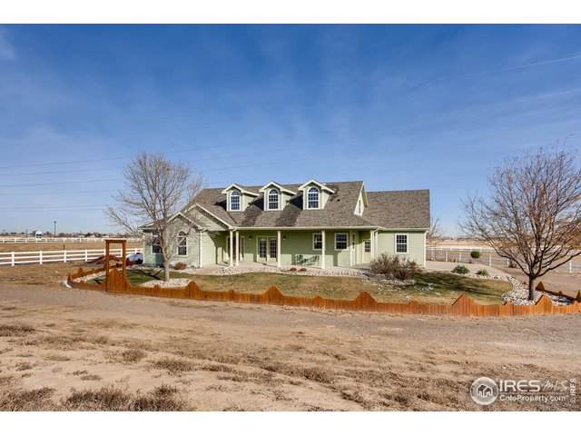 12949 County Road 72, Eaton, CO 80615 (MLS #898873) :: June's Team