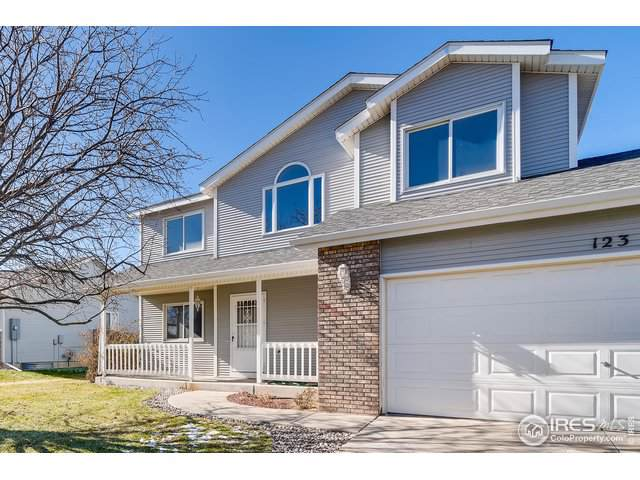 123 N 49th Ave Pl, Greeley, CO 80634 (MLS #898879) :: 8z Real Estate