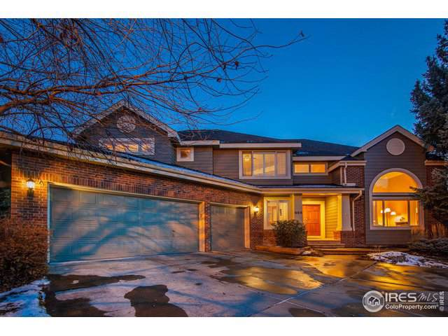 660 Redstone Dr, Broomfield, CO 80020 (MLS #898880) :: June's Team