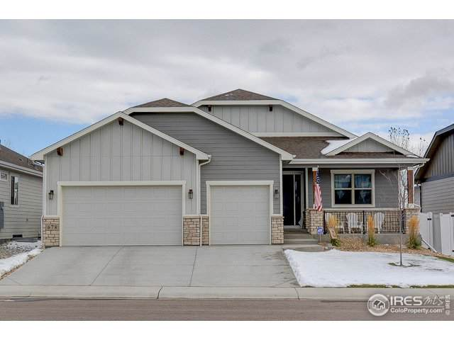 678 Vermilion Peak Dr, Windsor, CO 80550 (MLS #898889) :: Bliss Realty Group