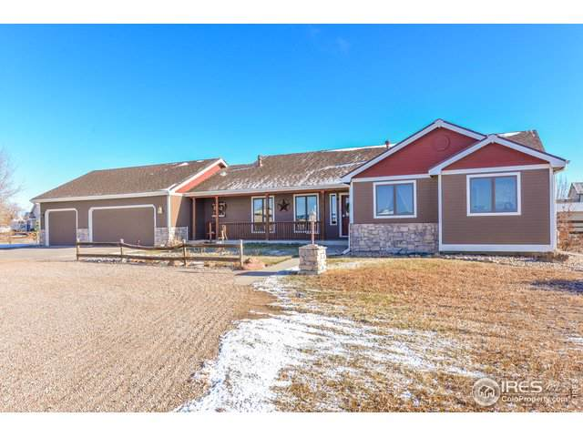 7702 Little Fox Ln, Wellington, CO 80549 (MLS #898908) :: Hub Real Estate