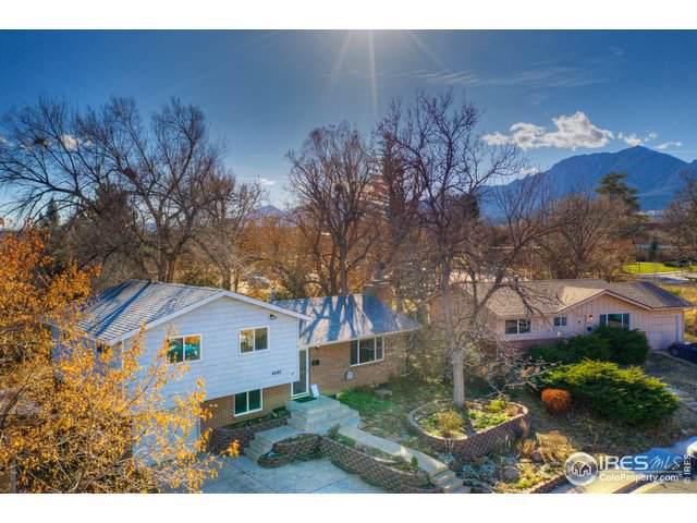 4682 Ingram Ct, Boulder, CO 80305 (#898910) :: James Crocker Team