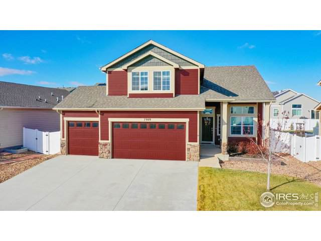 7909 W 11th St Rd, Greeley, CO 80634 (MLS #898915) :: 8z Real Estate