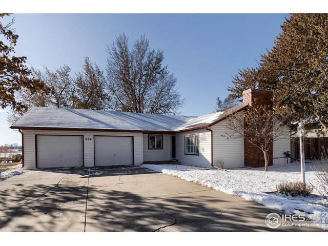 604 E 41st St, Loveland, CO 80538 (MLS #898936) :: Keller Williams Realty