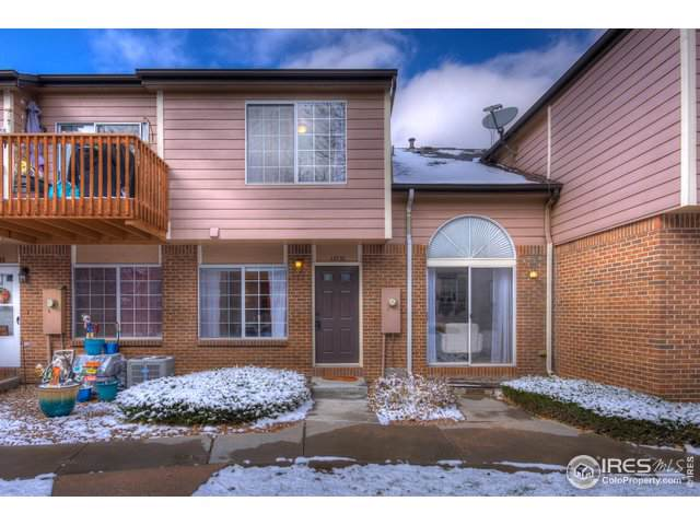 1373 W 112th Ave C, Westminster, CO 80234 (MLS #898949) :: 8z Real Estate