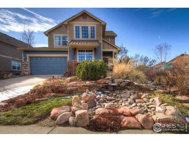 315 Mcconnell Dr, Lyons, CO 80540 (MLS #898957) :: Jenn Porter Group