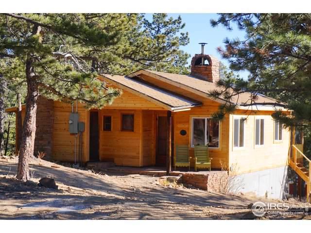 270 Ski Rd, Allenspark, CO 80510 (MLS #898960) :: Keller Williams Realty