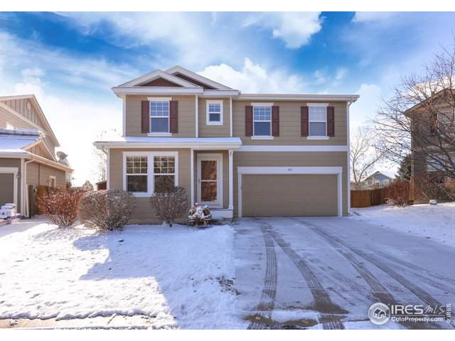 809 Province Rd, Fort Collins, CO 80525 (MLS #898964) :: Keller Williams Realty