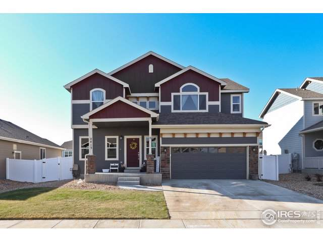 2413 Tabor St, Berthoud, CO 80513 (MLS #898984) :: Keller Williams Realty