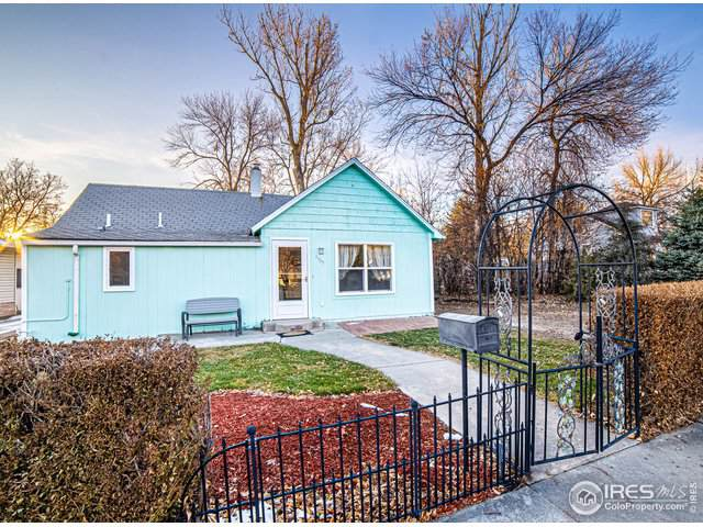 1135 Monroe Ave, Loveland, CO 80537 (MLS #898990) :: Keller Williams Realty