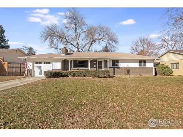 1313 Robertson St, Fort Collins, CO 80524 (MLS #898993) :: Keller Williams Realty