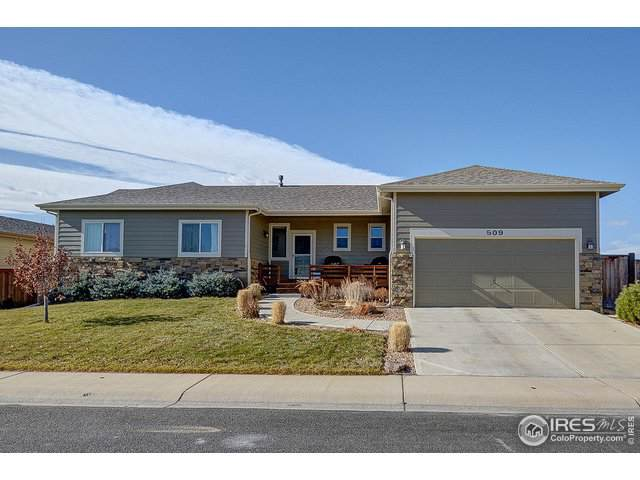 509 Prairie Clover Way, Severance, CO 80550 (MLS #899000) :: Hub Real Estate