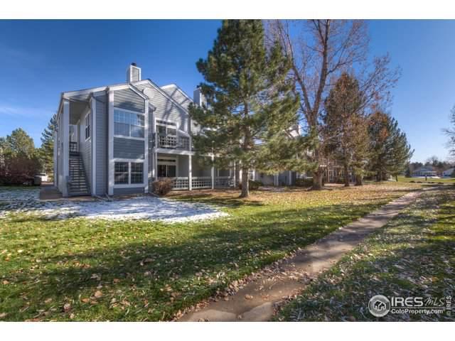 7449 Spy Glass Ct M-202, Boulder, CO 80301 (MLS #899004) :: Kittle Real Estate