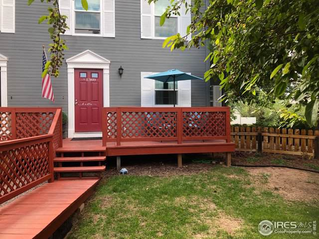 1369 Village Park Ct, Fort Collins, CO 80526 (MLS #899010) :: Jenn Porter Group