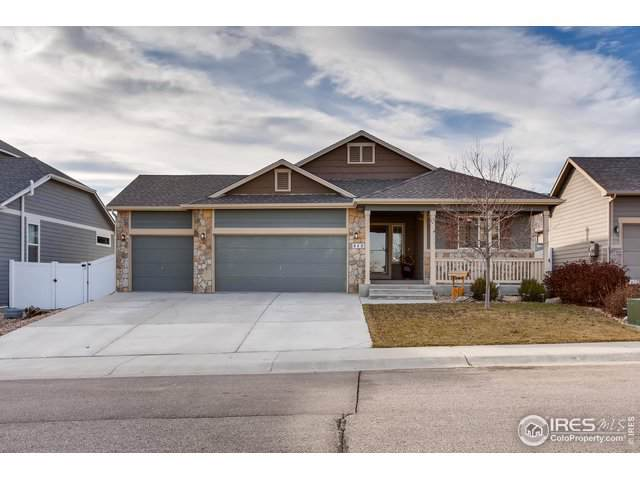 312 Juniper St, Johnstown, CO 80534 (MLS #899036) :: Colorado Real Estate : The Space Agency