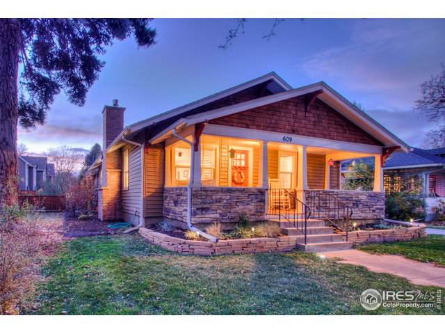 609 Peterson St, Fort Collins, CO 80524 (#899039) :: The Margolis Team
