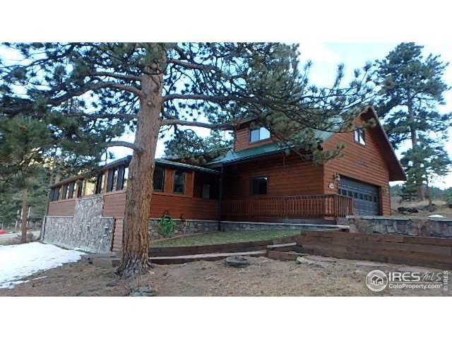 1336 Kinnikinnic Ct, Estes Park, CO 80517 (#899057) :: The Brokerage Group