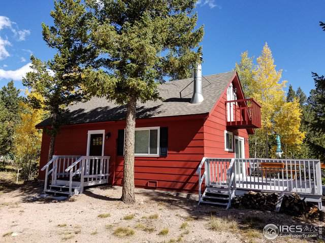 12 Tonkawa, Red Feather Lakes, CO 80545 (MLS #899077) :: 8z Real Estate