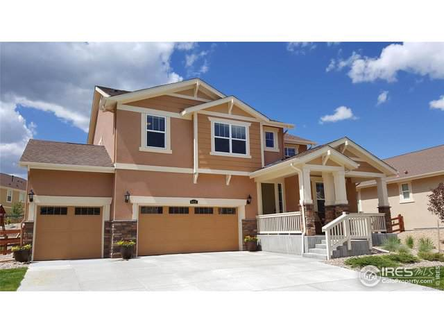 8435 Violet Ct, Arvada, CO 80007 (MLS #899078) :: Hub Real Estate