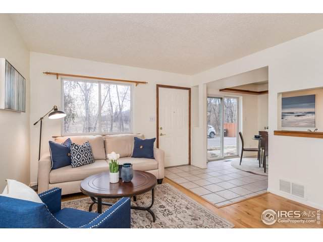3865 Talisman Pl B, Boulder, CO 80301 (MLS #899089) :: Jenn Porter Group