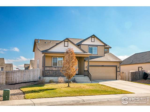2818 Aspen Ave, Greeley, CO 80631 (#899091) :: The Griffith Home Team