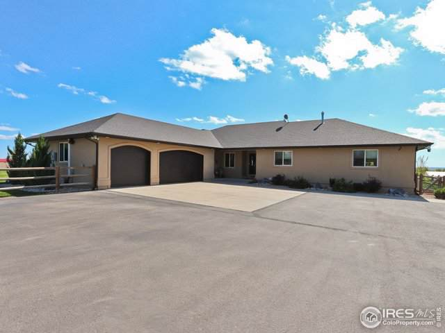 52 Vaquero Trl, Greeley, CO 80634 (MLS #899096) :: Bliss Realty Group