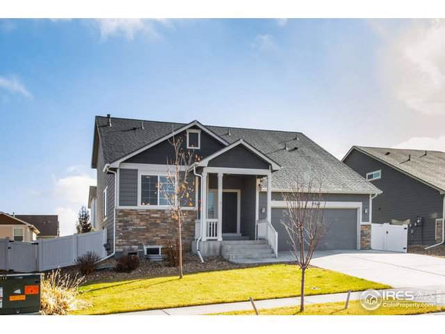 2318 77th Ave, Greeley, CO 80634 (MLS #899101) :: Bliss Realty Group