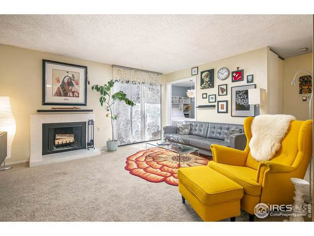 512 E Monroe Dr #320, Fort Collins, CO 80525 (MLS #899103) :: 8z Real Estate