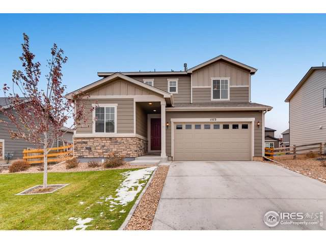1573 Sorenson Dr, Windsor, CO 80550 (#899110) :: The Griffith Home Team