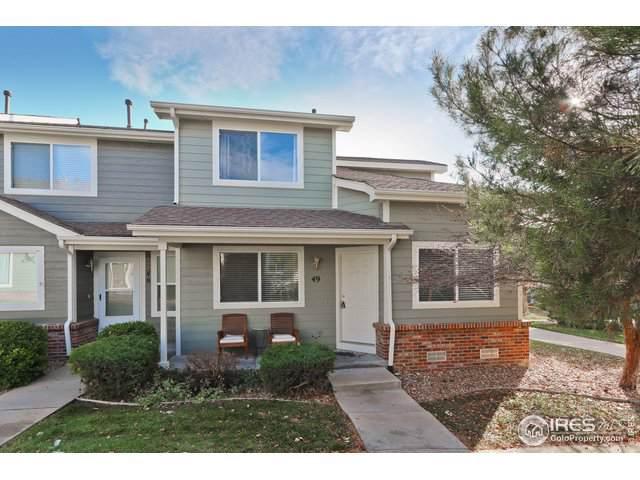 51 21st Ave #49, Longmont, CO 80501 (MLS #899112) :: Hub Real Estate