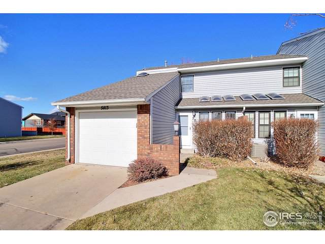 5813 18th St, Greeley, CO 80634 (MLS #899116) :: Bliss Realty Group