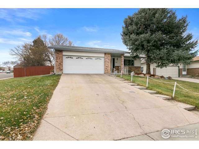 4402 W 9th St, Greeley, CO 80634 (#899122) :: The Griffith Home Team