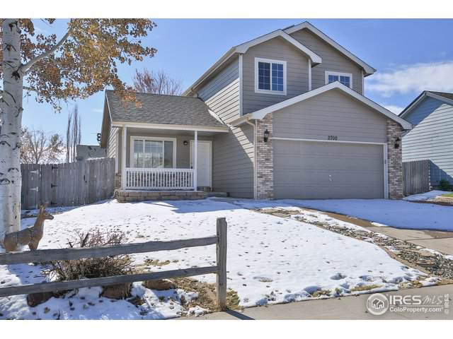 2700 Park View Dr, Evans, CO 80620 (MLS #899145) :: Kittle Real Estate