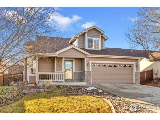 2542 Steamboat Springs St, Loveland, CO 80538 (MLS #899150) :: 8z Real Estate