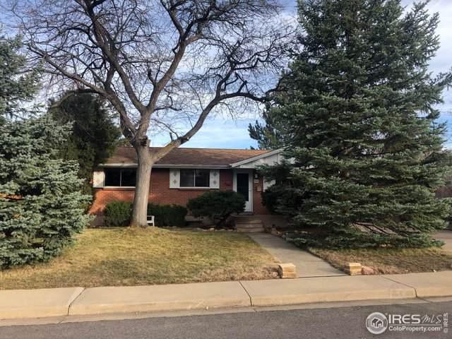 1140 Fairfield Dr, Boulder, CO 80305 (MLS #899155) :: Kittle Real Estate