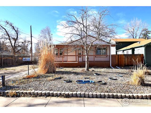 605 N Franklin Ave, Loveland, CO 80537 (MLS #899161) :: 8z Real Estate