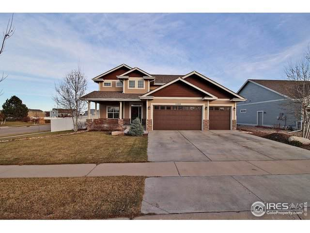 3400 66th Ave, Greeley, CO 80634 (MLS #899178) :: Kittle Real Estate