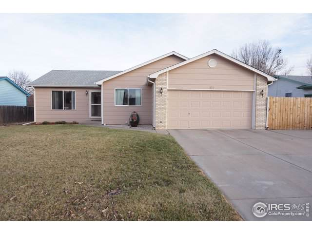 122 N 48th Ave Ct, Greeley, CO 80634 (MLS #899187) :: Hub Real Estate