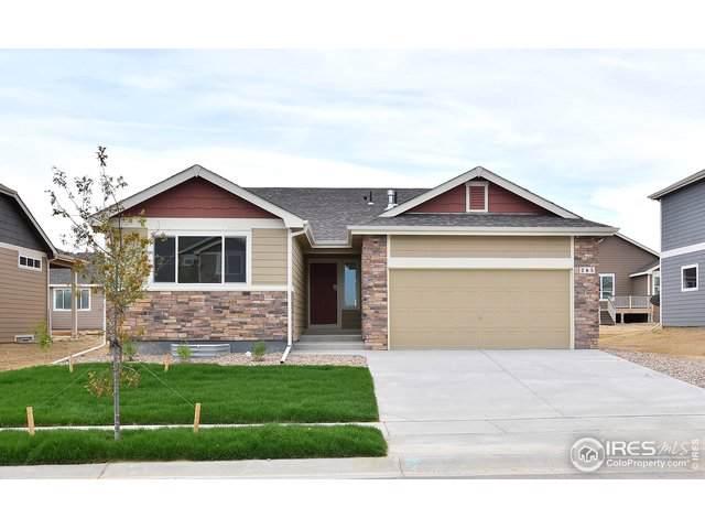 1545 Water Vista Ln, Severance, CO 80550 (MLS #899197) :: Kittle Real Estate