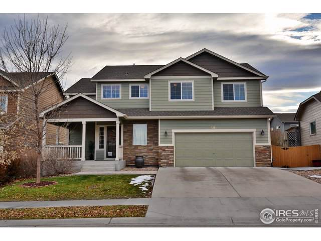 511 Coyote Trail Dr, Fort Collins, CO 80525 (MLS #899200) :: 8z Real Estate
