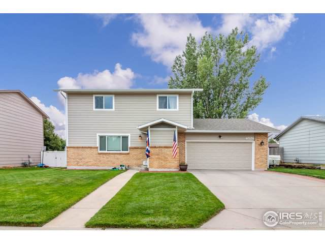 4526 W 1st St, Greeley, CO 80634 (MLS #899211) :: 8z Real Estate