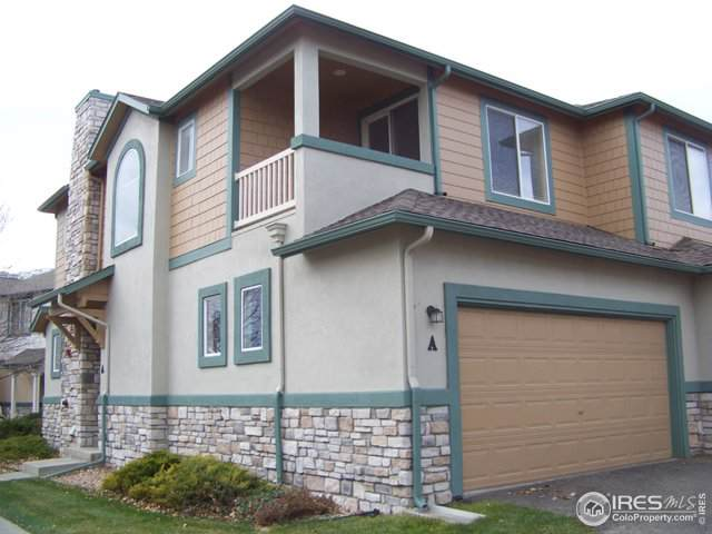 2845 Willow Tree Ln A, Fort Collins, CO 80525 (MLS #899217) :: June's Team