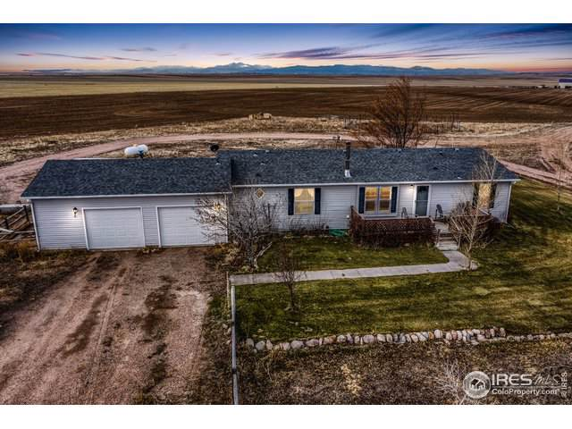 12986 County Road 108, Carr, CO 80612 (MLS #899218) :: 8z Real Estate