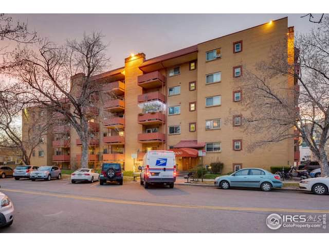 625 N Pennsylvania St #604, Denver, CO 80203 (#899231) :: The Dixon Group