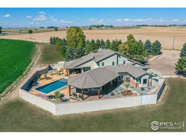 12946 County Road 78, Eaton, CO 80615 (#899236) :: HomePopper